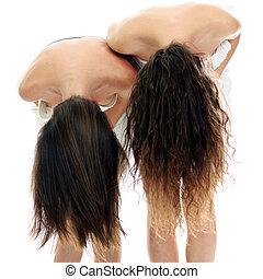 cabelo baixo