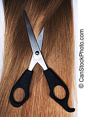 cabelo, loura