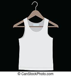 cabide, camisa