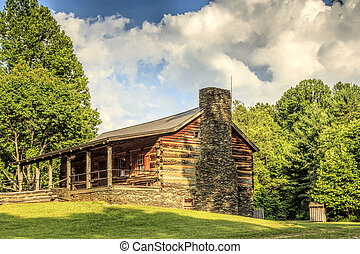 Cabin at Cades Cove