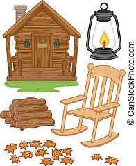 Cabin Design Elements