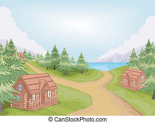 Cabin Village