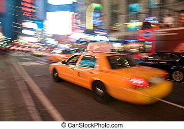 cabina ciudad nueva york