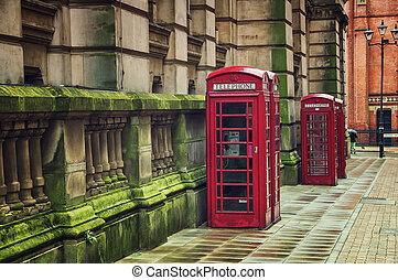 cabinas telefônicas
