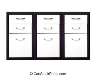 Cabinet Draws