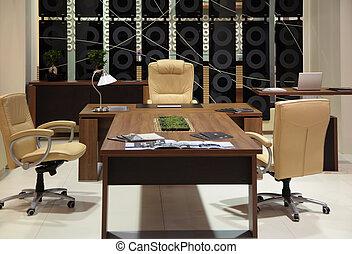 Cabinet of boss