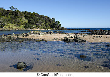 Cable Bay in Northland New Zealand