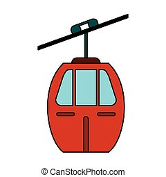 cable car transport image