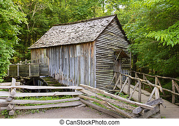 Cable Mill at Cades Cove