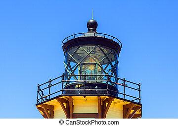 cabrillo, ポイント, カリフォルニア灯台