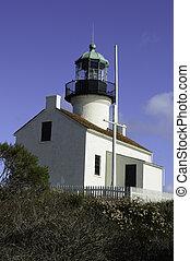Cabrillo LightHouse - Historic light house