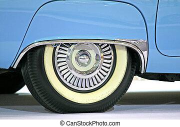 Cabriolet Wheel