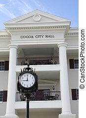 cacao, ayuntamiento