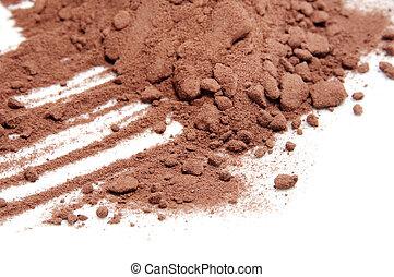 cacao, poeder