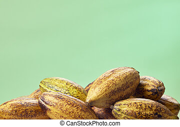 cacao, table bois