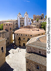 Caceres, Extremadura, Spain