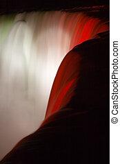 cachoeira, detalhe