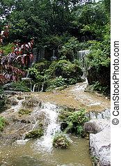 cachoeira, parque