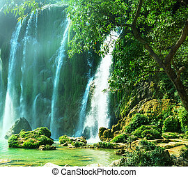 Cachoeira, Vietnã