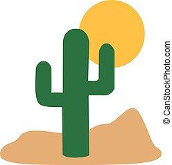 cactus, dessert
