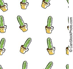 cactus seamless