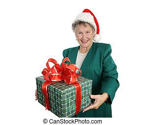 cadeau, gradmother