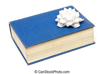 cadeau, van, kennis