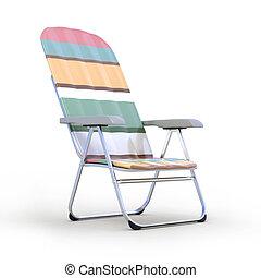 cadeira, relaxamento