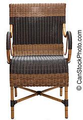 cadeira wicker