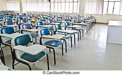cadeiras, multi coloriu