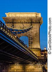 cadena el puente, budapest