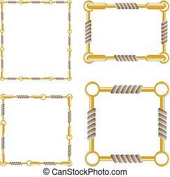 cadena, marcos