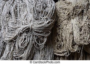 cadera, lana
