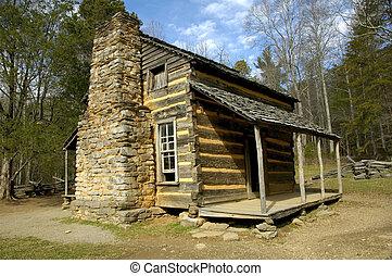 Cades Cove - Cabin - Cades Cove - John Oliver Cabin