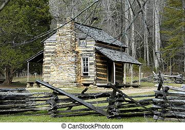 Cades Cove - Cabin - Historic John Oliver Cabin