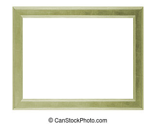cadre bois image, vide