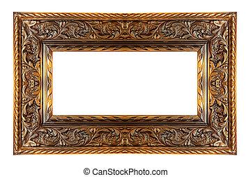 cadre, panoramique
