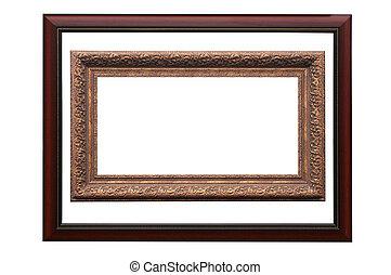 cadre graphique blanc baguette photo de stock rechercher images et clipart csp3066042. Black Bedroom Furniture Sets. Home Design Ideas