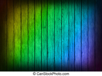 cadre, texture, multicolore, bois, fond, panneaux