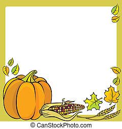 cadre, thanksgiving