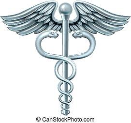 caduceus , σύμβολο