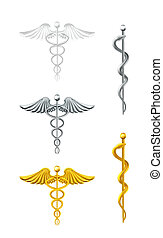 Caduceus, set