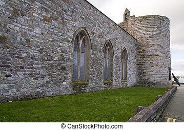 Caernarfon Castle - North Wales