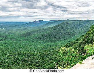Caesars head mountain bridge wilderness area