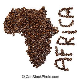 café, africaine