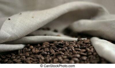 café, beans.