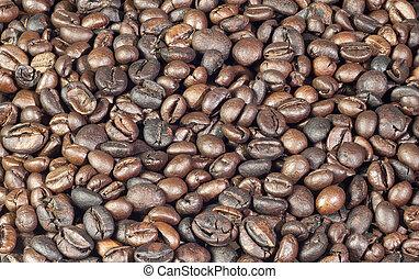 café, bis, fond