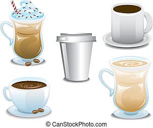 café, boissons