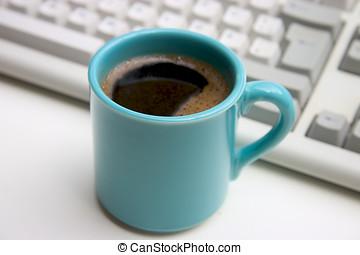 café, breack