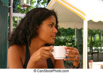 café buvant